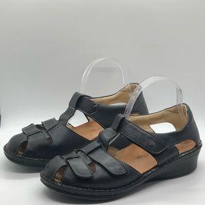 Finn Black Comfort Sandals Germany